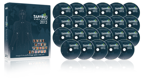 2013 Tapping World Summit - CDs and Manual - Digital Access