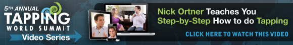 Tapping World Summit Video Series - Nick Ortner