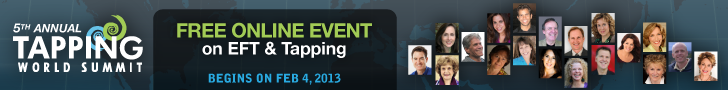 Tapping World Summit 2013 Registration