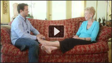 Nick Ortner interviews Louise Hay